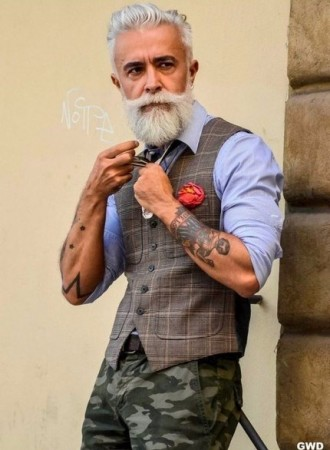 Красивая и стильная борода у мужчин фото - смотреть бесплатно 1