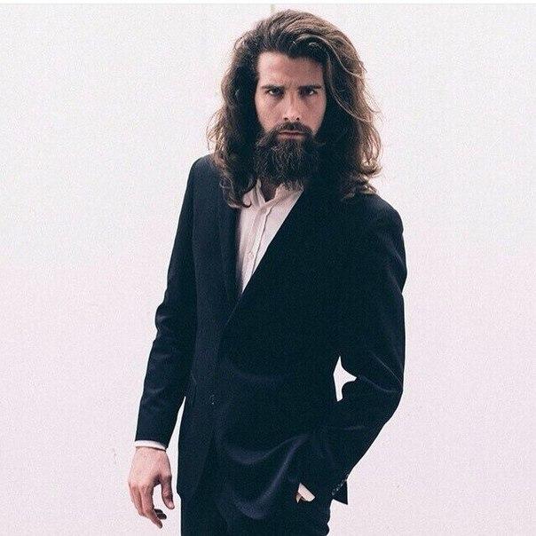 Красивая и стильная борода у мужчин фото - смотреть бесплатно 10