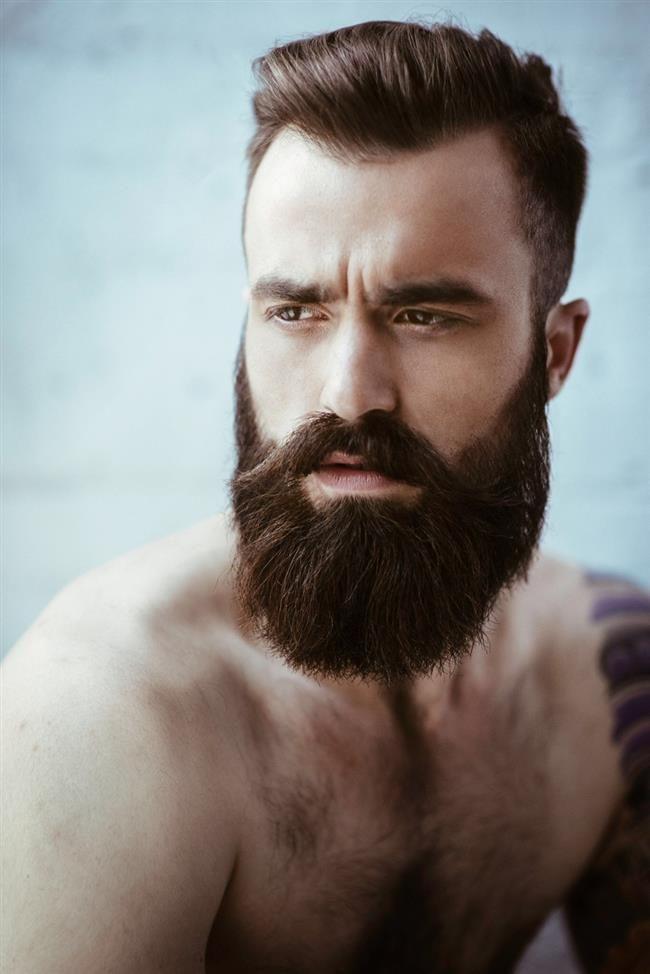 Красивая и стильная борода у мужчин фото - смотреть бесплатно 13