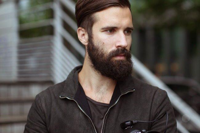 Красивая и стильная борода у мужчин фото - смотреть бесплатно 2