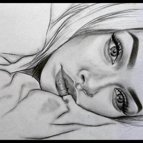 Красивые и крутые картинки на аву для девушек нарисованные 6