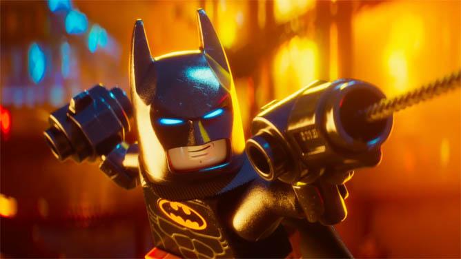 Красивые и прикольные картинки Лего Бэтмен - скачать, смотреть 10