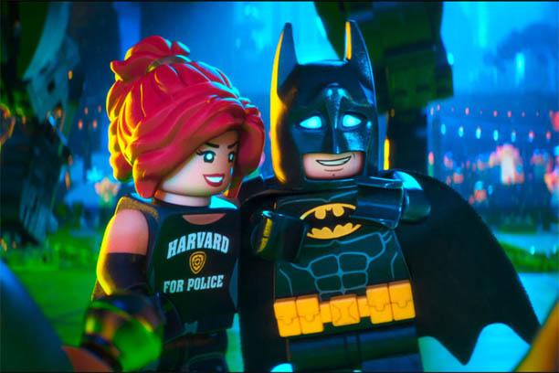Красивые и прикольные картинки Лего Бэтмен - скачать, смотреть 12
