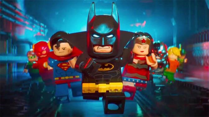 Красивые и прикольные картинки Лего Бэтмен - скачать, смотреть 9