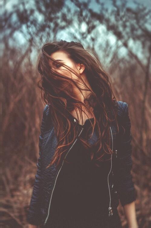 Красивые картинки девушек без лица на аватарку - скачать бесплатно 1