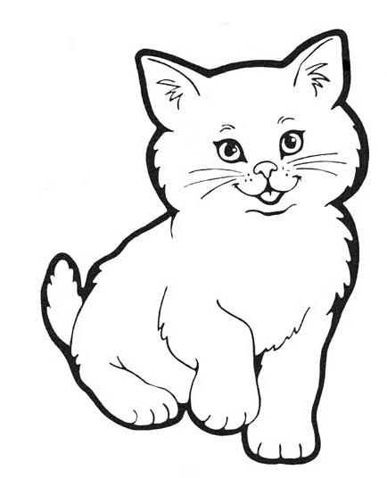 Красивые картинки животных для срисовки - смотреть бесплатно 6
