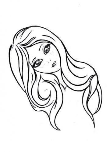 Красивые картинки карандашом для срисовки - новые, свежие 15