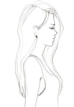 Красивые картинки карандашом для срисовки - новые, свежие 5