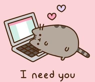 Красивые картинки котов для срисовки - легкие, простые, прикольные 17