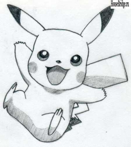 Легкие картинки для срисовки карандашом для начинающих 2