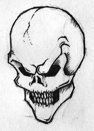 Легкие картинки для срисовки карандашом для начинающих 7