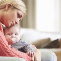 Послеродовая депрессия - симптомы и лечение, основные причины 3