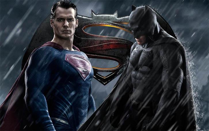 Прикольные картинки Бэтмен против Супермена - смотреть бесплатно 4