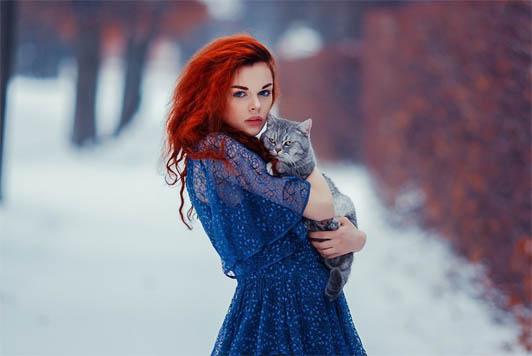 Самые красивые фотографии девушек - смотреть фото 2017, свежие 9