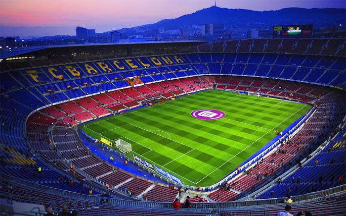 Скачать картинки Барселоны - прикольные, крутые, классные 5