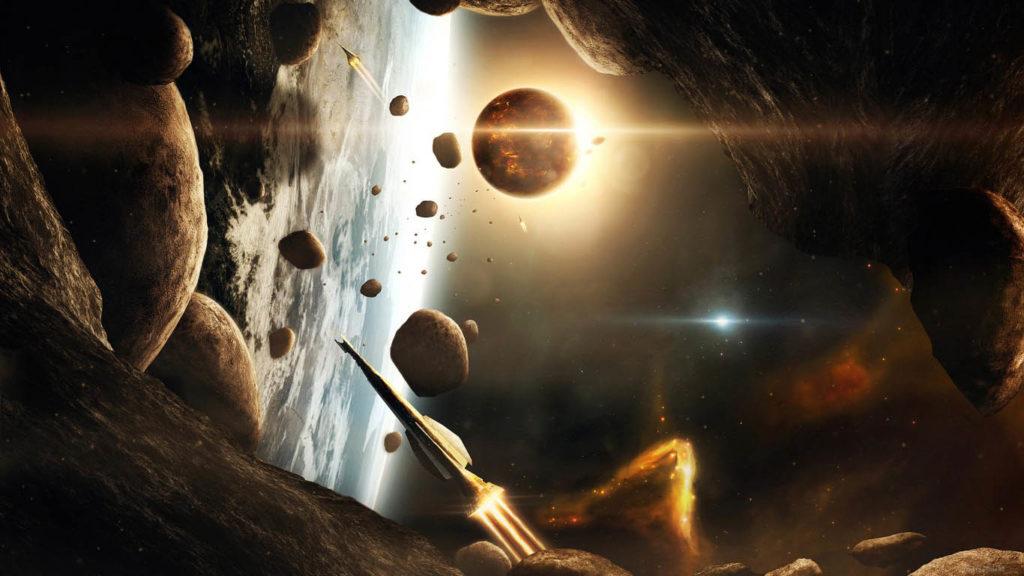 Скачать картинки на рабочий стол - космос, галактика, Земля 2