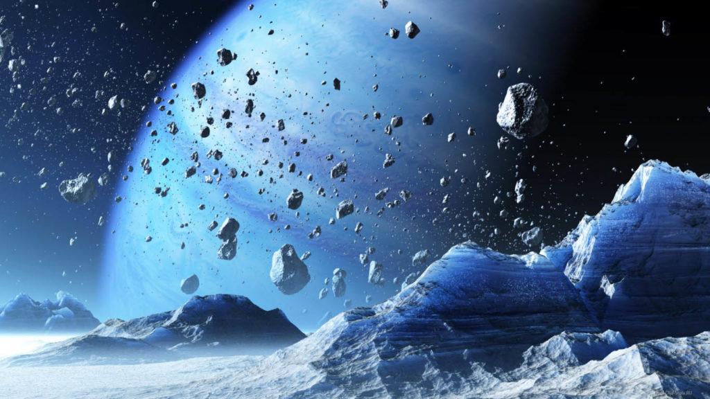 Скачать картинки на рабочий стол - космос, галактика, Земля 6