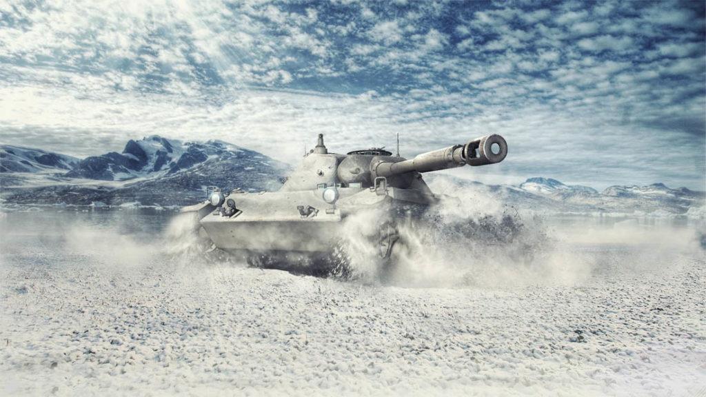 Скачать картинки танки - прикольные, красивые, интересные 5