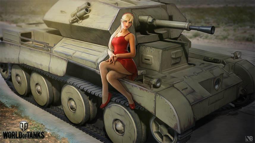 Скачать картинки танки - прикольные, красивые, интересные 8