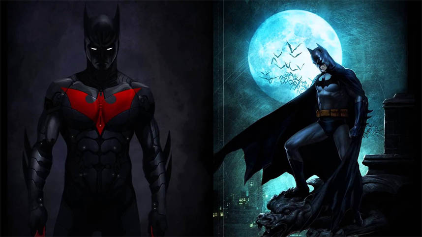 Cкачать картинки Бэтмена - красивые, прикольные, интересные 1
