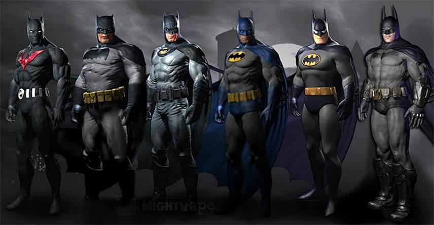 Cкачать картинки Бэтмена - красивые, прикольные, интересные 5