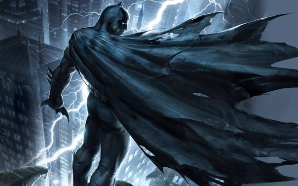 Cкачать картинки Бэтмена - красивые, прикольные, интересные 7