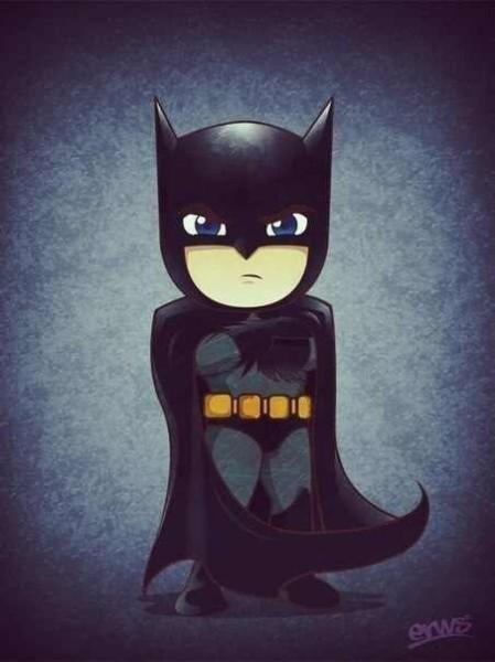 Cкачать картинки Бэтмена - красивые, прикольные, интересные 9