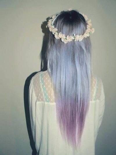 Девушки со спины с цветами на аву - красивые, классные, прикольные 2