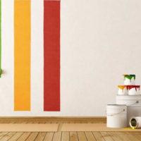 Как самостоятельно покрасить стены дома или в квартире - простые советы 4