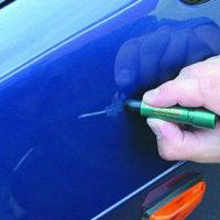 Как удалить царапины на кузове автомобиля - удаление самостоятельно 3