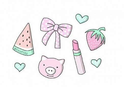 Картинки для срисовки легкие и красивые - для мальчиков и девочек 1