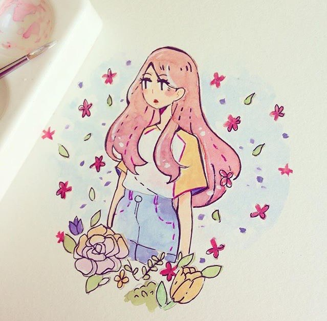 Картинки для срисовки легкие и красивые - для мальчиков и девочек 3