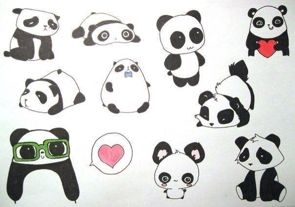 Картинки для срисовки легкие и красивые - для мальчиков и девочек 8
