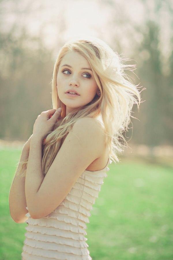 Картинки красивых девушек ВКонтакте - милые, прекрасные, крутые 5
