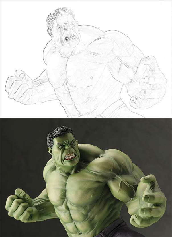 Раскраски для мальчиков Супергерои - скачать картинки, рисунки 9
