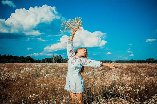 Самые красивые девушки Украины - смотреть фото, картинки 1