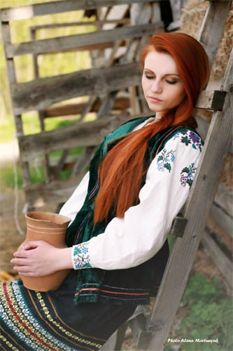 Самые красивые девушки Украины - смотреть фото, картинки 14