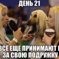 Смешные картинки про девушек - забавные, прикольные, веселые 3