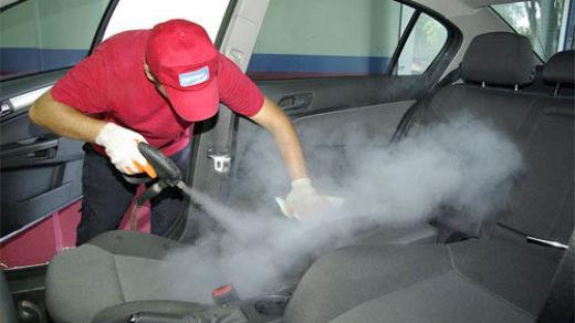 Химчистка салона автомобиля своими руками - секреты и советы 4