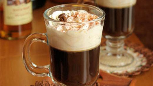 Ирландский кофе - рецепт, секреты приготовления, вкусный напиток 1