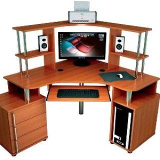 Как выбрать компьютерный стол для дома - советы и правила выбора 1