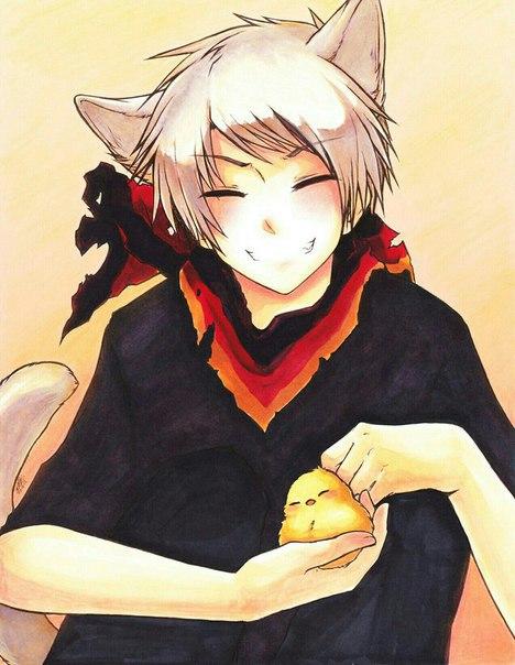 Прикольные картинки аниме пацанов - красивые, крутые, классные 8