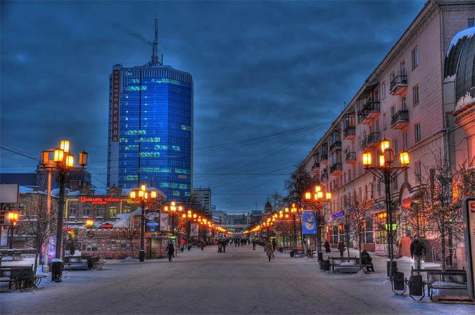 Челябинск фото и картинки города - очень красивые, интересные 12