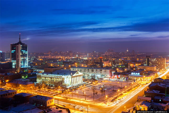 Челябинск фото и картинки города - очень красивые, интересные 2