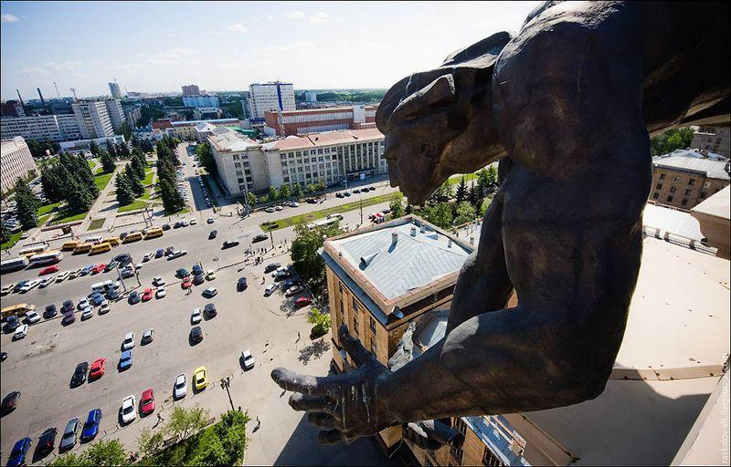 Челябинск фото и картинки города - очень красивые, интересные 6