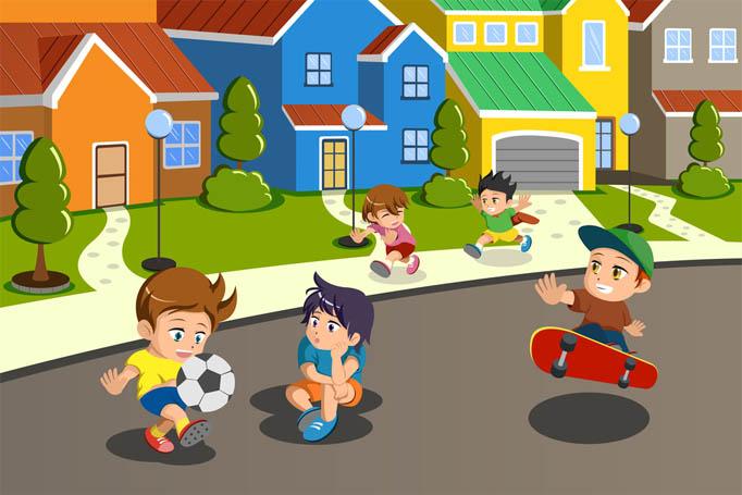 Движение картинки для детей - познавательные, интересные и красивые 6