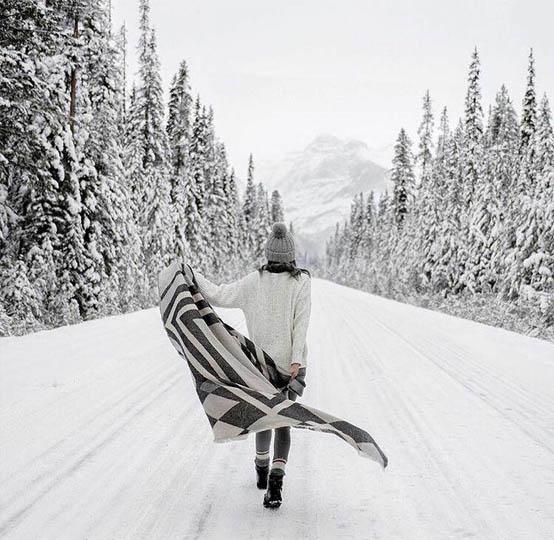 Картинки на аву зима и зимняя пора - прикольные, красивые и классные 6