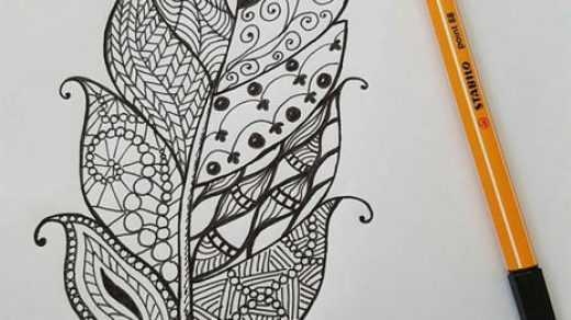 Красивые картинки узоры для срисовки - смотреть, скачать бесплатно 5