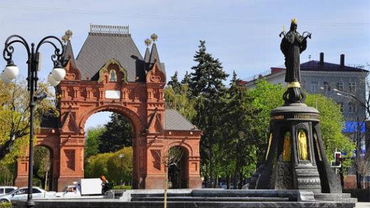 Куда сходить с девушкой в Краснодаре - необычные и красивые места 5