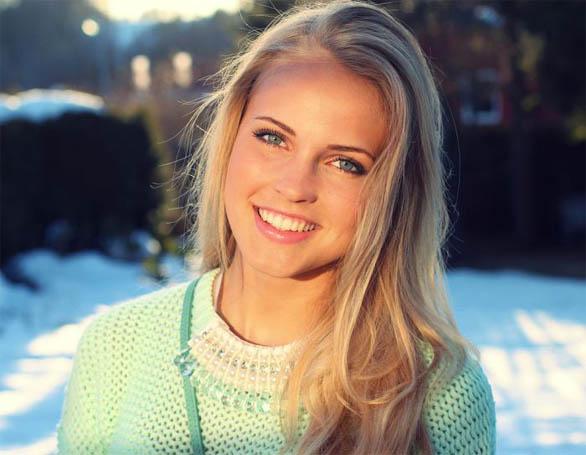 Подборка фотографий самых милых девушек - прекрасные и красивые 1